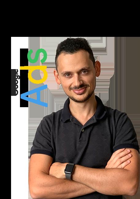 אודות מרצה הקורס גוגל אדס